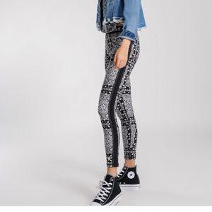 Converse x Miley Cyrus collab Leggings